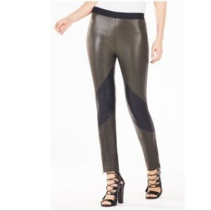 BCBGMaxazria 'Jude' Faux Vegan Leather Leggings